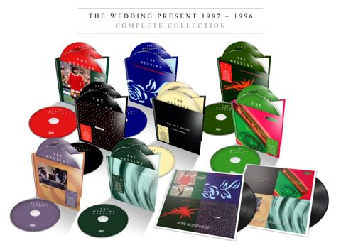 The Wedding Present 1987-1996 Complete Collection